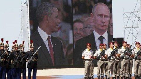 Obama-Putin, è disgelo: stop al terrorismo