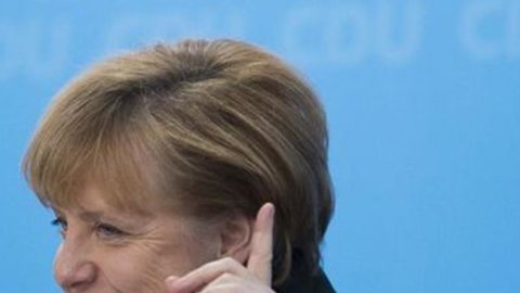 "Noera (Bocconi): ""Ho sognato che Angela Merkel imitava Mario Draghi"""