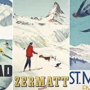 Christie's/ South Kensington – celebrated 150 years of winter tourism in Switzerland
