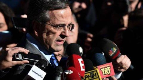 Elezioni Grecia: Syriza in vantaggio, Samaras punta sulla paura
