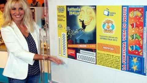 Lotteria Italia 2014: ecco tutti i biglietti vincenti