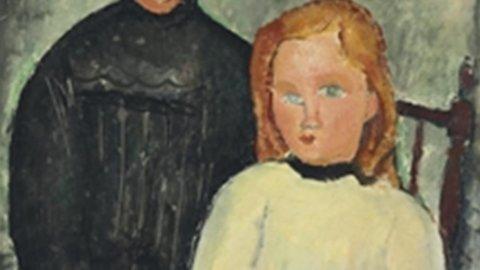 London, Seminar Works by Cézanne, Modigliani, Giacometti, Gris, Braque & Moore