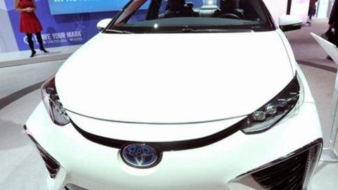 Vendite Auto: Toyota si conferma la regina nel 2014