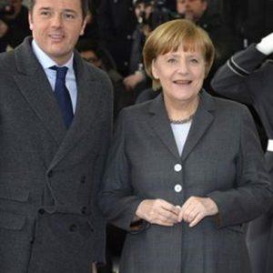 Merkel: finalmente le riforme in Italia