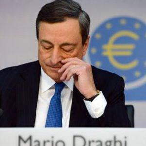 Draghi non scalda i mercati, Wall Street cala, export Cina crolla