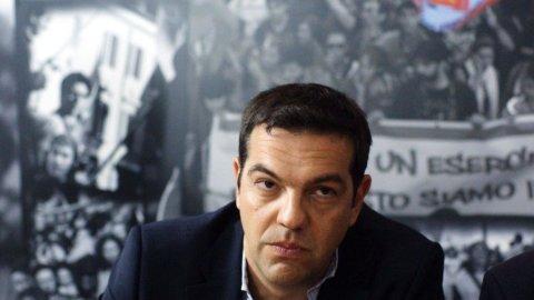 Effetto Grecia sulla Borsa: Milano perde oltre il 2% trascinata da banche e dai big dell'industria