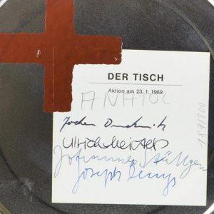Milano: Joseph Beuys – Salvatore Scarpitta – Icona per un transito
