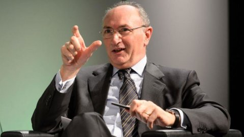 """Unicredit, Ghizzoni: """"Per Atlante fino a 1 miliardo, non oltre il 20%"""""""