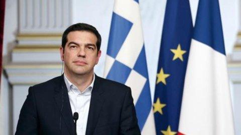 Grecia alle prese con lo spettro del default