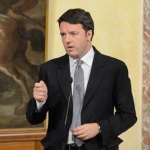 """Renzi: """"Abbiamo rottamato articolo 18, cocopro e cococo"""" e avviato le liberalizzazioni"""