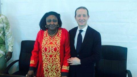 Agi firma partnership con agenzia di stampa della Costa d'Avorio