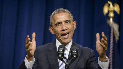 """Obama: """"Non siamo in guerra con l'Islam, ma con chi l'ha tradito"""""""