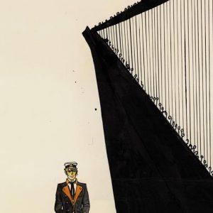 Paris/Sotheby's- Auction of comics from Hugo Pratt to Chris Ware