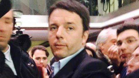 """Renzi chiude la festa dell'Unità: """"Basta veti: siamo l'Italia del sì"""""""