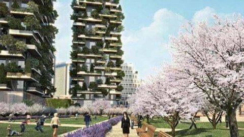 Porta Nuova: fondo del Qatar compra i grattacieli di Milano