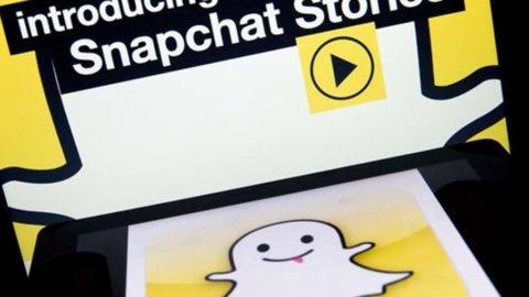 SnapChat, una startup da 15 miliardi