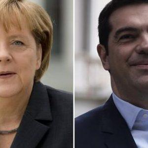 Grecia, Merkel riprende in mano il dossier e oggi incontra Tsipras