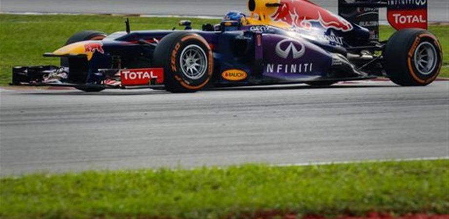 Ferrari, il trionfo di Sebastian Vettel