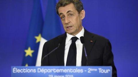 Elezioni Francia 2015: trionfa Sarkozy, flop di Le Pen e Hollande