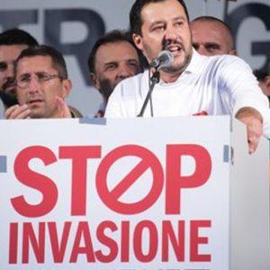 La Le Pen caccia il padre, Salvini i rom