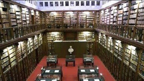 Milano/Biblioteca Ambosiana: splendido codice biblico ebraico franco-tedesco degli anni 1236-1238