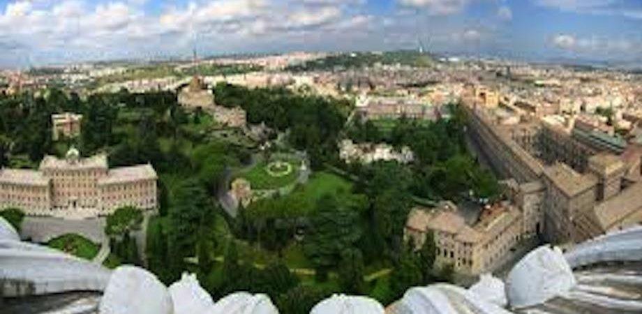 ENEA – Batteri restauratori per le statue dei Giardini Vaticani