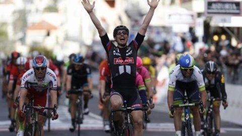 Ciclismo: Roubaix, trionfa Degenkolb. Wiggins, addio senza botto