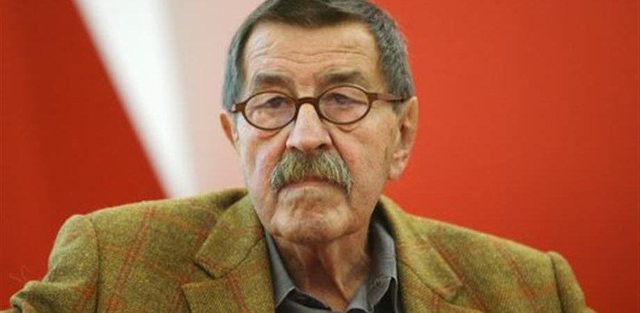 Il Tamburo Di Latta.Addio Al Premio Nobel Gunter Grass Scrisse Il Tamburo Di Latta
