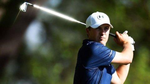 Golf, Spieth a caccia del grande slam