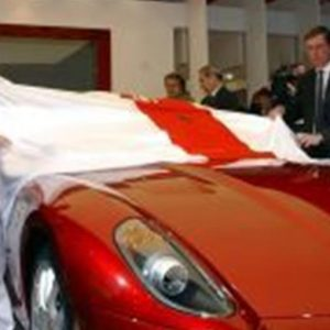 Pininfarina decolla in Borsa: accordo con Mahindra entro fine mese
