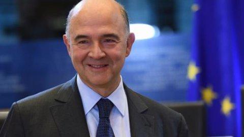 Moscovici: flessibilità su migranti e terremoto e sostegno antipopulista a Renzi