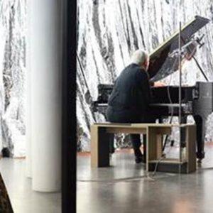 HangarBicocca/Milano: John Tibury e John Lely suonano bau bau