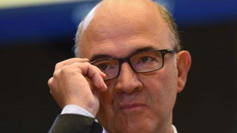 Ue migliora stime su Pil Italia e Eurozona