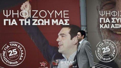 L'Europa studia un paracadute per la Grecia: oggi l'Eurogruppo