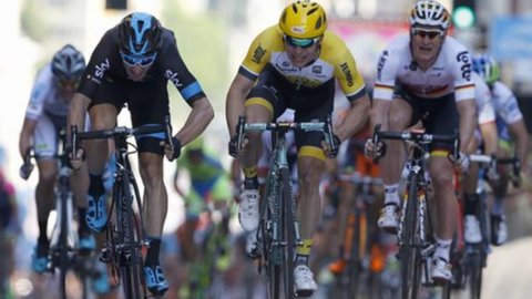 Contador cade, Giro d'Italia in apprensione