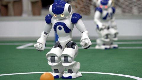 Opificio Golinelli, il robot Nao diventa cuoco