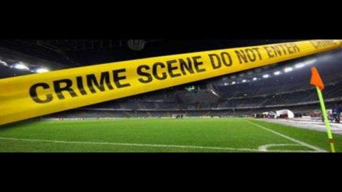 Calcioscommesse, retata da 50 arresti fra Lega Pro e Serie D