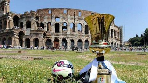 Coppa Italia, stasera Lazio e Juve in campo per la finale: no al turn over