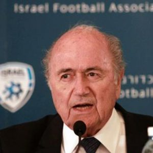 Retata Fifa, Blatter indagato