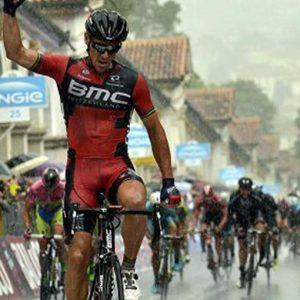 Giro: doppietta Gilbert, Contador affonda anche Landa