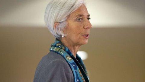 Fmi: allarme sulla crescita, l'economia globale rallenta