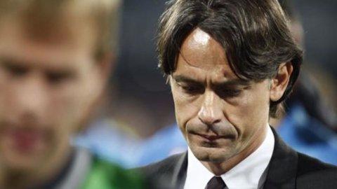 Il Milan tiene lontana la Lazio, scotta la panchina di SuperPippo