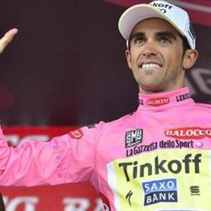 CICLISMO – Pagelle del Giro d'Italia: 10 a Contador e 9 ad Aru