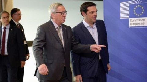Grecia: la Borsa crolla, tassi bond volano al 25%