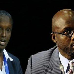 Fifa: il rinnovamento può arrivare dall'Africa di Weah e Nsekera