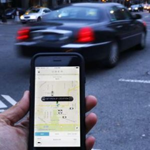 Uber a breve consegnerà le pizze a domicilio