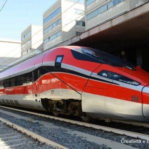 Trenitalia: via a orario invernale, oltre 100 collegamenti Roma-Milano con le Frecce