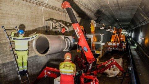 Gottardo, si inaugura oggi il tunnel più lungo del mondo