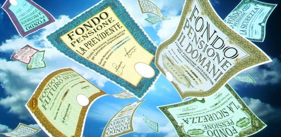 Fondi pensione: verso de-tassazione se investono in economia reale