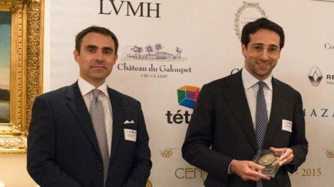 Assegnato a Generali il Premio Corporate Social Responsibility della Chambre Francaise en Italie